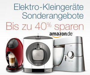 Sonderangebote Küchenkleingeräte bei Amazon
